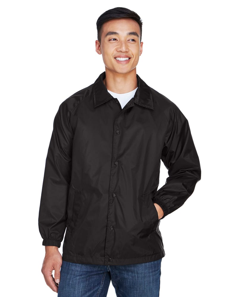 Harriton M775 - Nylon Staff Jacket