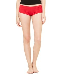 BELLA+CANVAS B491 - Womens Cotton Spandex Shortie