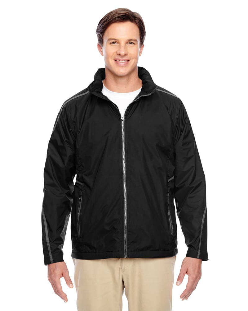 Team 365 TT72 - Conquest Jacket with Fleece Lining