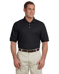 Devon & Jones D100T - Mens Tall Pima Piqué Short-Sleeve Polo
