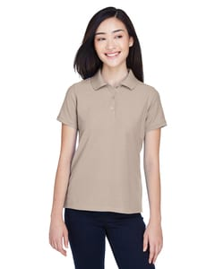 Harriton M280W - Ladies 5 oz. Blend-Tek™ Polo