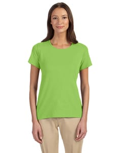 Devon & Jones DP182W - Perfect Fit™ Ladies Shell T-Shirt