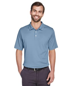 Devon & Jones DG200 - Pima-Tech™ Mens Jet Pique Polo