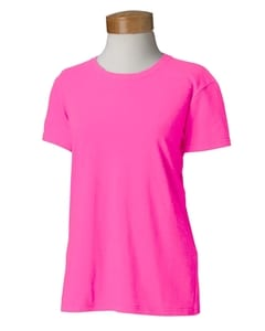 Gildan G500L - Heavy Cotton™ Ladies 8.8 oz. Missy Fit T-Shirt