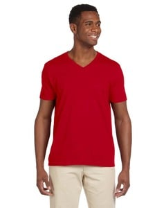 Gildan G64V - Softstyle® 4.5 oz. V-Neck T-Shirt