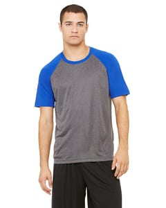 All Sport M1029 - for Team 365 Mens Performance Short-Sleeve Raglan T-Shirt