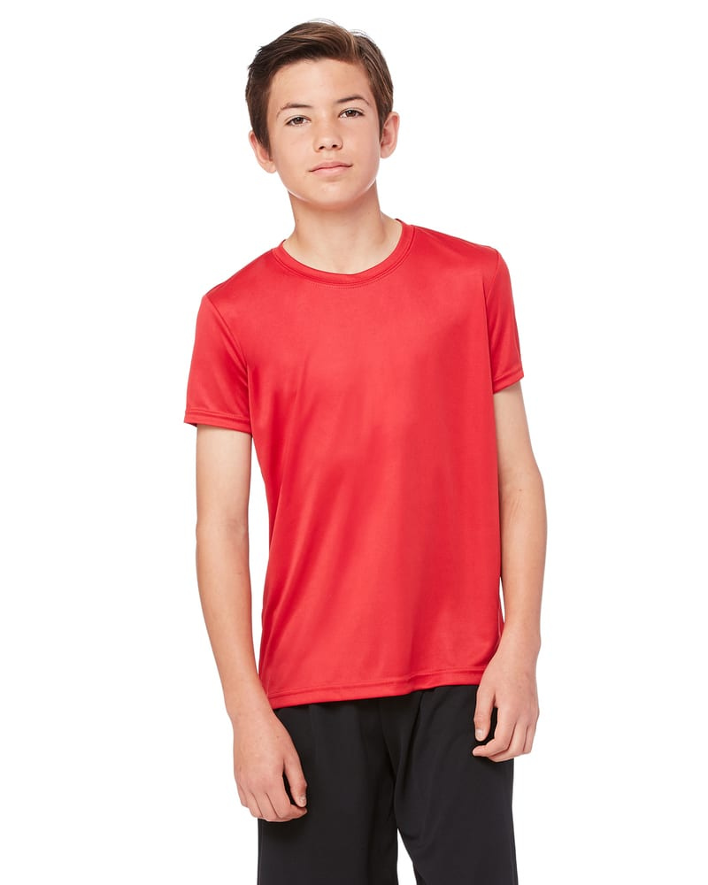 All Sport Y1009 - for Team 365 Youth Performance Short-Sleeve T-Shirt