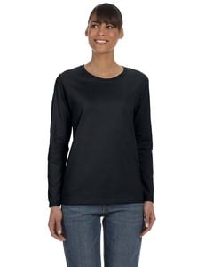Gildan G540L - Heavy Cotton Ladies 8.8 oz. Missy Fit Long-Sleeve T-Shirt