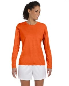 Gildan G424L - Performance Ladies 7.5 oz. Long-Sleeve T-Shirt