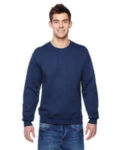Fruit of the Loom SF72R - 12 oz. Sofspun Crewneck Sweatshirt