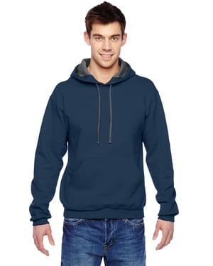 Fruit of the Loom SF76R - 12 oz. Sofspun Hooded Sweatshirt