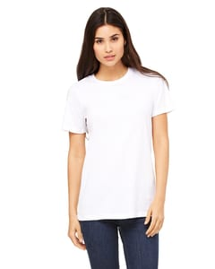 BELLA+CANVAS B6400 - Womens Relaxed Jersey Short Sleeve Tee