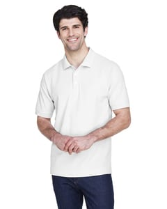 Devon & Jones D100 - Mens Pima Piqué Short-Sleeve Polo