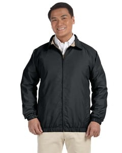 Harriton M710 - Microfiber Club Jacket