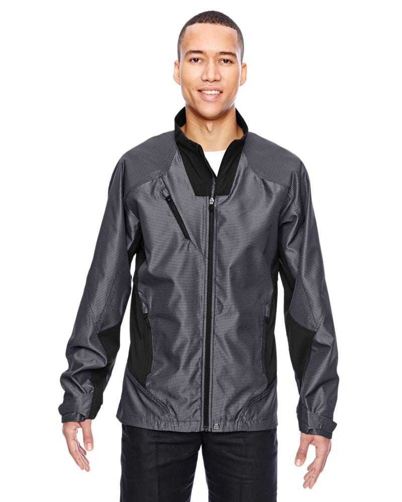 Ash City North End 88807 - Men's Interactive Aero Two-Tone Lightweight Jacket