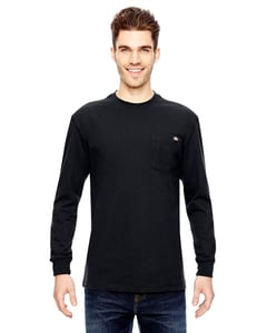 Dickies WL450T - 6.75 oz. Heavyweight Work Long-Sleeve Tall Work T-Shirt
