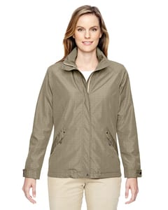 Ash City North End 78216 - Ladies Excursion Transcon Lightweight Jacket with Pattern