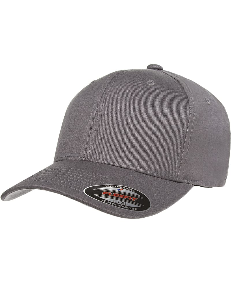 Flexfit 5001 - 6-Panel Structured Mid-Profile Cotton Twill Cap