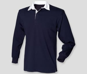 Front Row FR109 - Kids Classic Rugby Shirt