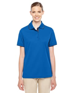 Ash CityCore 365 78222 - Ladies Motive Performance Pique Polo with Tipped Collar