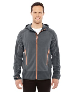 Ash City North End Sport Red 88810 - Mens Vortex Polartec Active Fleece Jacket