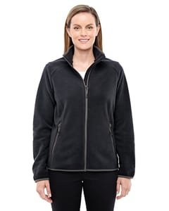 Ash City North End Sport Red 78811 - Ladies Vector Interactive Polartec Fleece Jacket