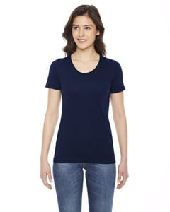 American Apparel BB301 - Ladies Poly-Cotton Short-Sleeve Crewneck