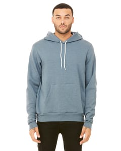 Bella+Canvas 3719 - Unisex Poly-Cotton Fleece Pullover Hoodie