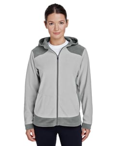 Team 365 TT94W - Ladies Rally Colorblock Microfleece Jacket