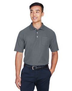 Devon & Jones DG150P - Mens DRYTEC20™ Performance Pocket Polo