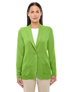 Devon & Jones DP462W - Ladies Perfect Fit  Shawl Collar Cardigan