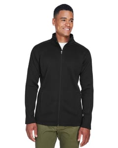 Devon & Jones DG793 - Mens Bristol Full-Zip Sweater Fleece Jacket