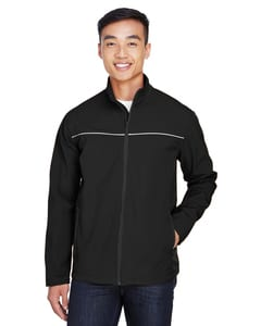 Harriton M780 - Mens Echo Soft Shell Jacket