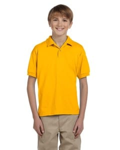 Gildan G880B - DryBlend® Youth 6 oz., 50/50 Jersey Polo