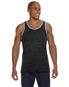Alternative Apparel 22060E1 - Mens Double Ringer Tank