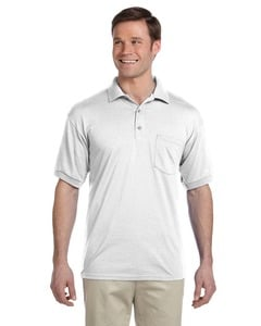 Gildan G890 - DryBlend® 6 oz., 50/50 Jersey Polo with Pocket
