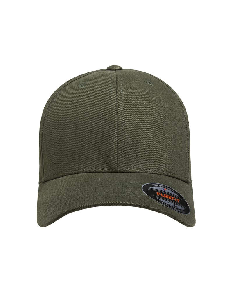 Flexfit 6377 - Flexfit Brushed Cap