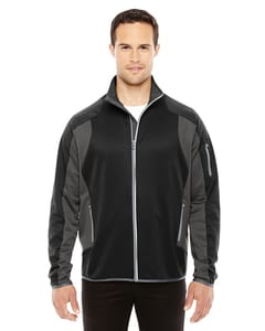 Ash City North End 88230 - Mens Motion Interactive ColorBlock Performance Fleece Jacket