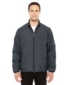 Ash City North End 88231 - Mens Resolve Interactive Insulated Packable Jacket