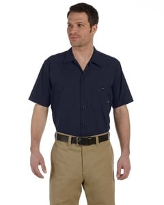 Dickies LS535 - Mens 4.25 oz. Industrial Short-Sleeve Work Shirt
