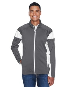 Team 365 TT34 - Mens Elite Performance Full-Zip