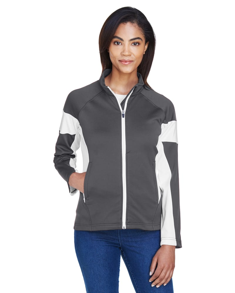 Team 365 TT34W - Ladies Elite Performance Full-Zip