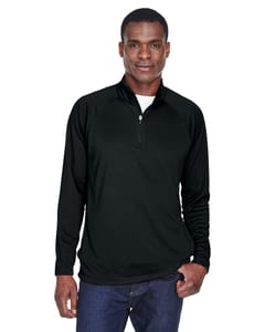 Devon & Jones DG440 - Mens Stretch Tech-Shell® Compass Quarter-Zip