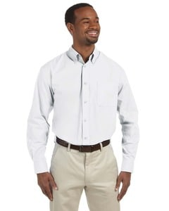 Harriton M510 - Mens 3.1 oz. Essential Poplin