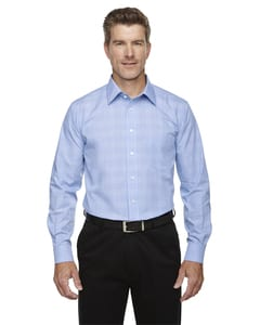 Devon & Jones DG520 - Mens Crown Collection™ Glen Plaid