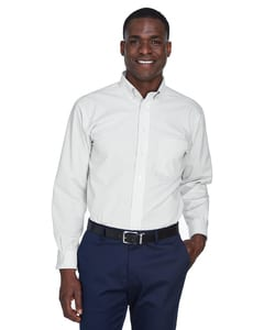 Devon & Jones D640 - Mens Crown Collection™ Gingham Check