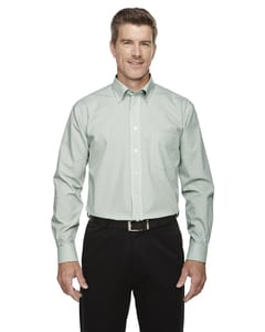 Devon & Jones D645 - Mens Crown Collection™ Banker Stripe