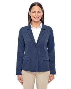 Devon & Jones D886W - Ladies Fairfield Herringbone Soft Blazer