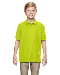 Gildan G728B - DryBlend® Youth 6.3 oz. Double Piqué Sport Shirt