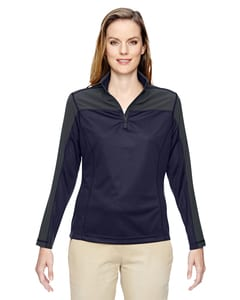 Ash City North End 78220 - Ladies Excursion Circuit Performance Half-Zip